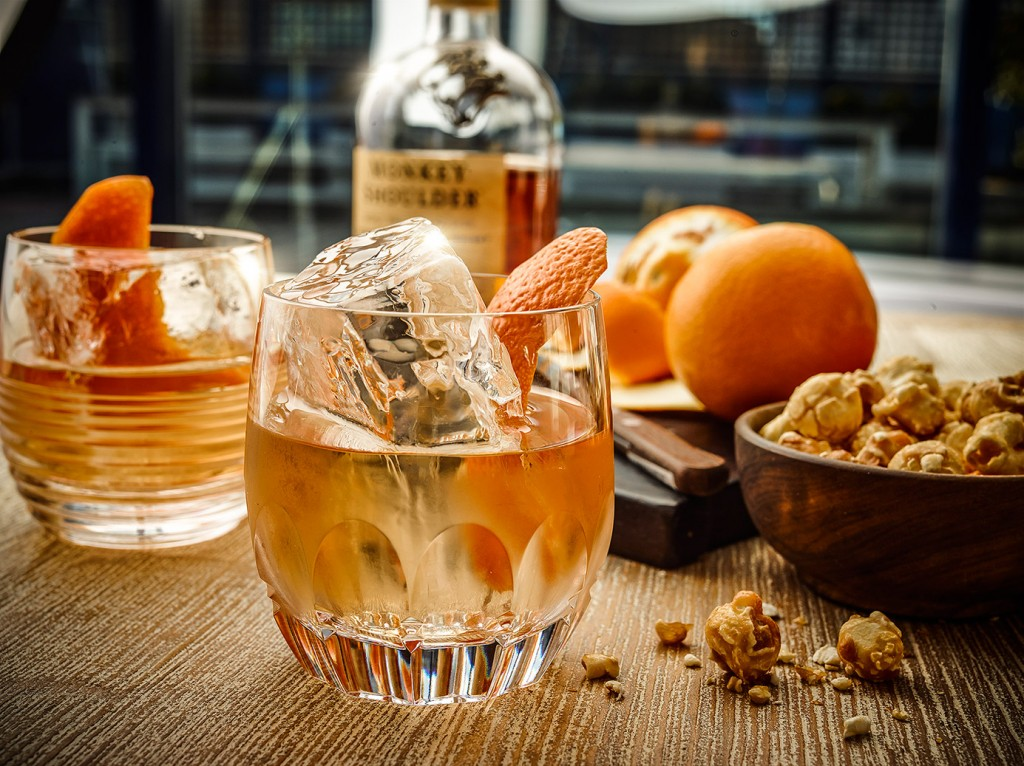 Old Fashioned | Monkey Shoulder