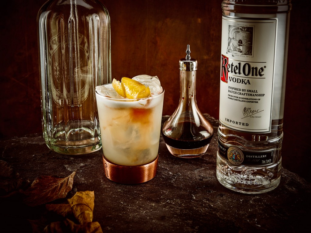 AD Copper Fizz w2 | Ketel One