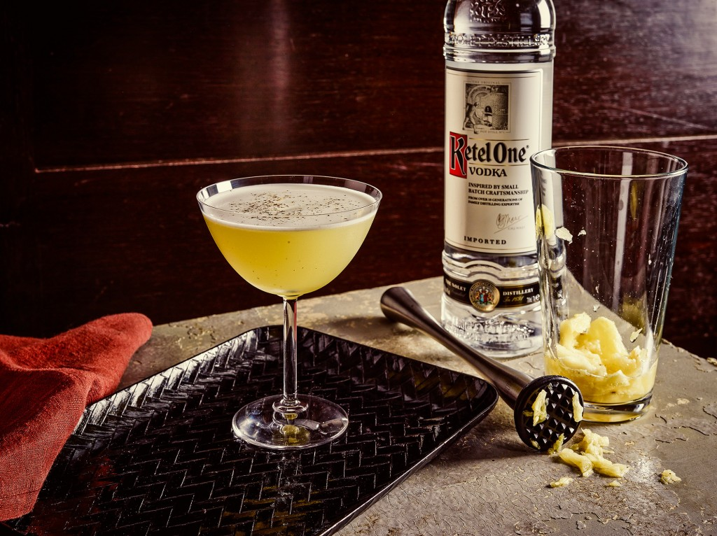 AL Dutch Gimlet 1 w1 | Ketel One