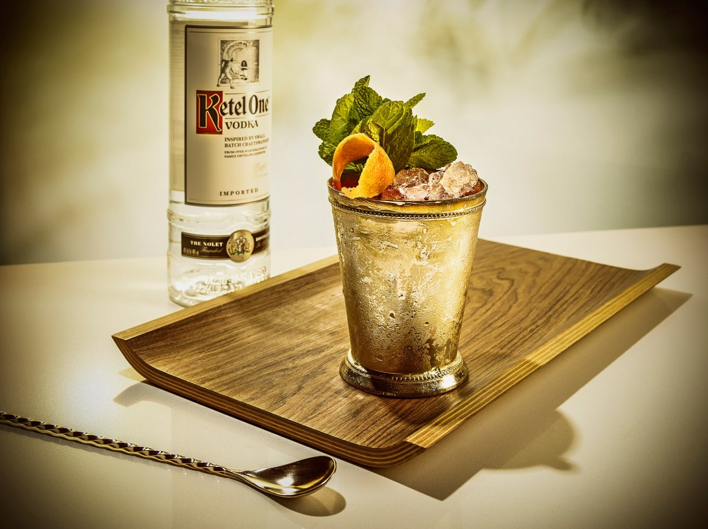 SD Classic Ketel One Grapefruit Julep 1 w1 | Ketel One