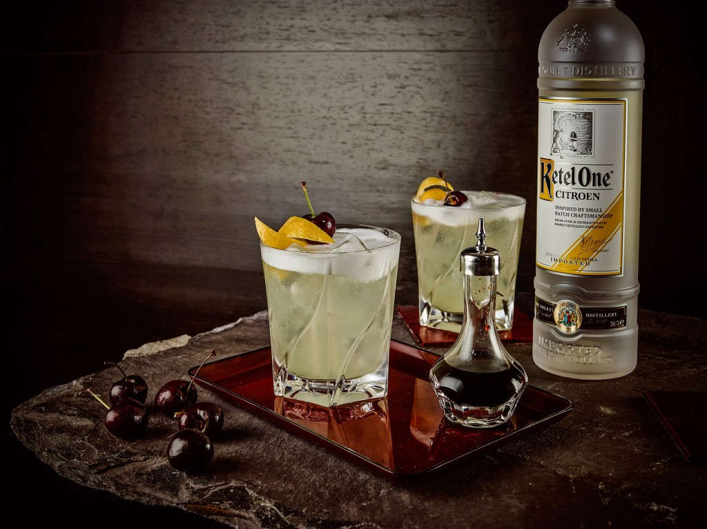 SD Classic Vodka Sour 1 w1 | Ketel One