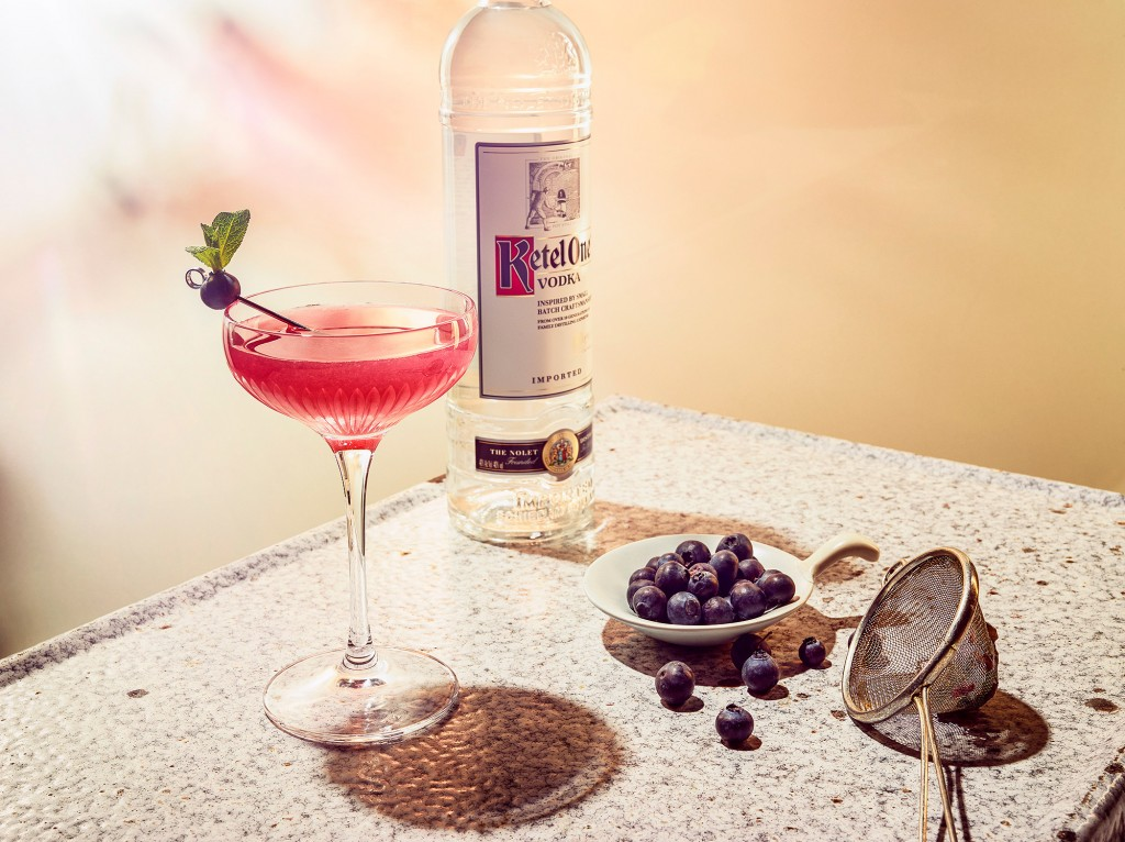 SL Blueberry Cosmo 2 w1 | Ketel One