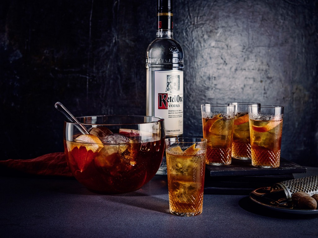 WD Dutch Trading Punch 1 w1 | Ketel One