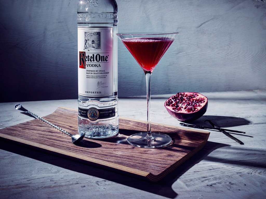 WL Pear & Pommegranate 1 w1 | Ketel One
