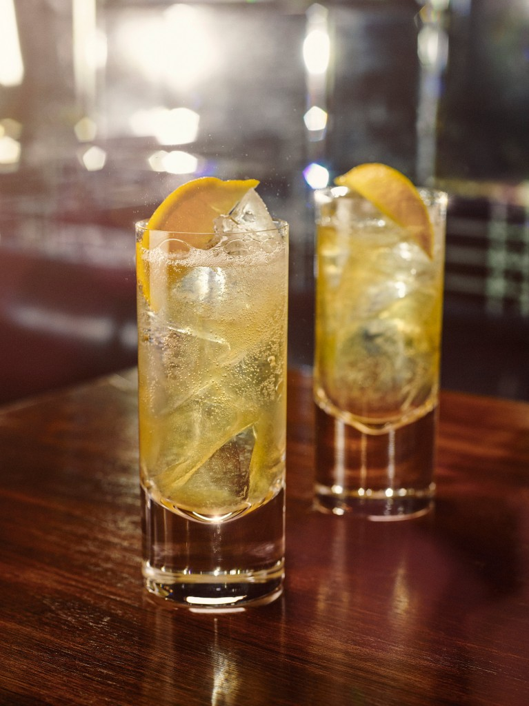 Bourbon Lemon Tonic BLT w2 | Diageo World Class