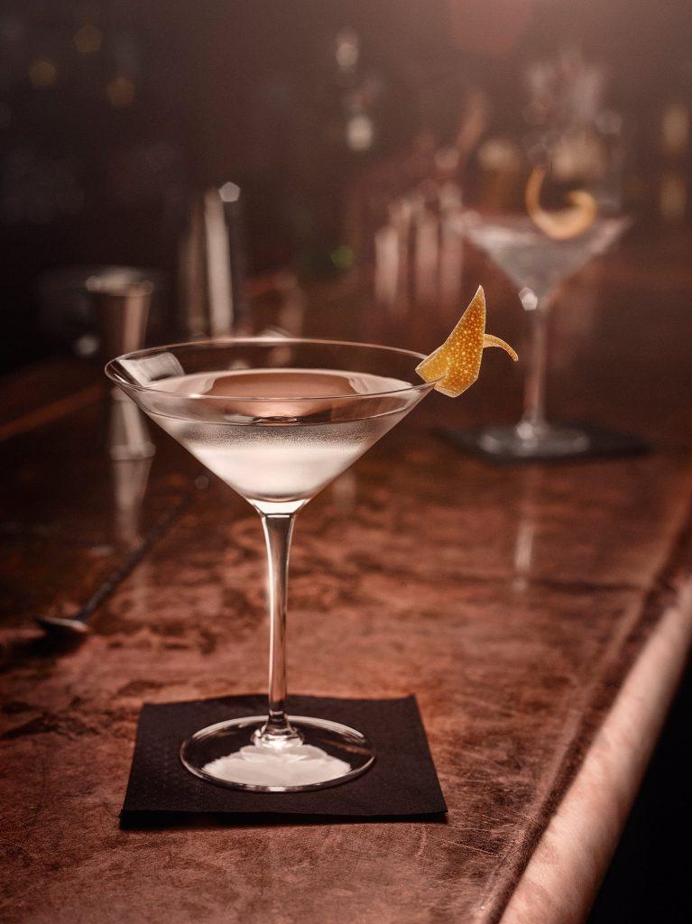 Tanqueray 10 Martini w3   Diageo World Class