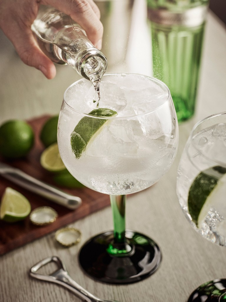 Tanqueray 10 Tonic Ing w4 | Diageo World Class