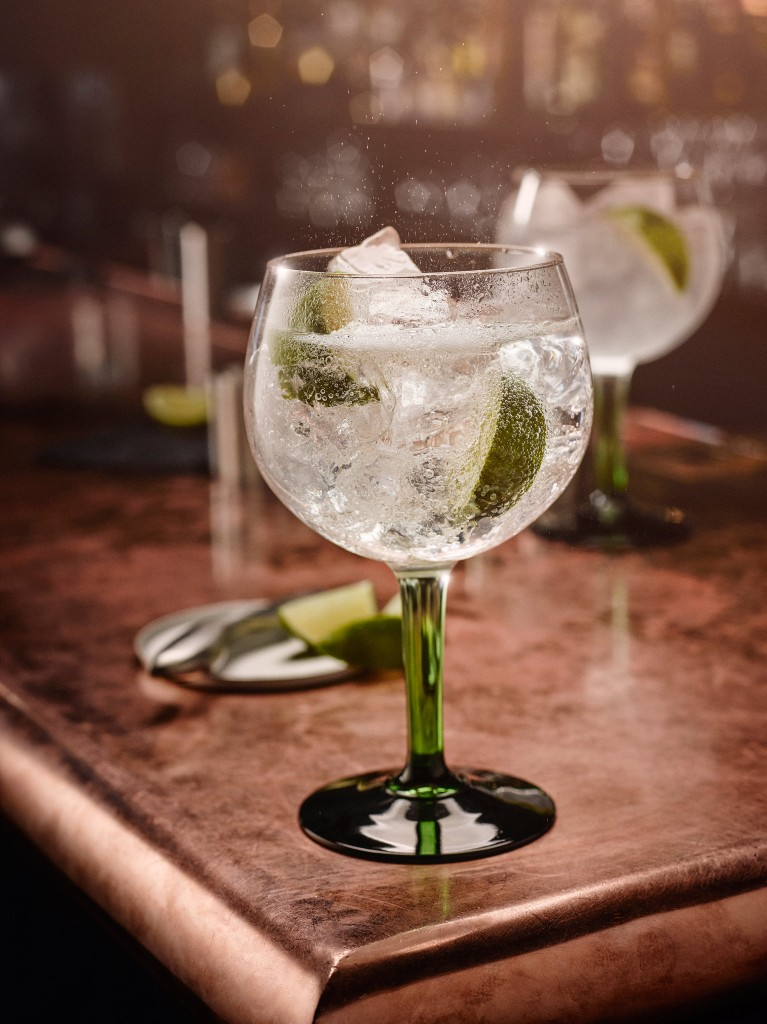 Tanqueray 10 Tonic w3 | Diageo World Class