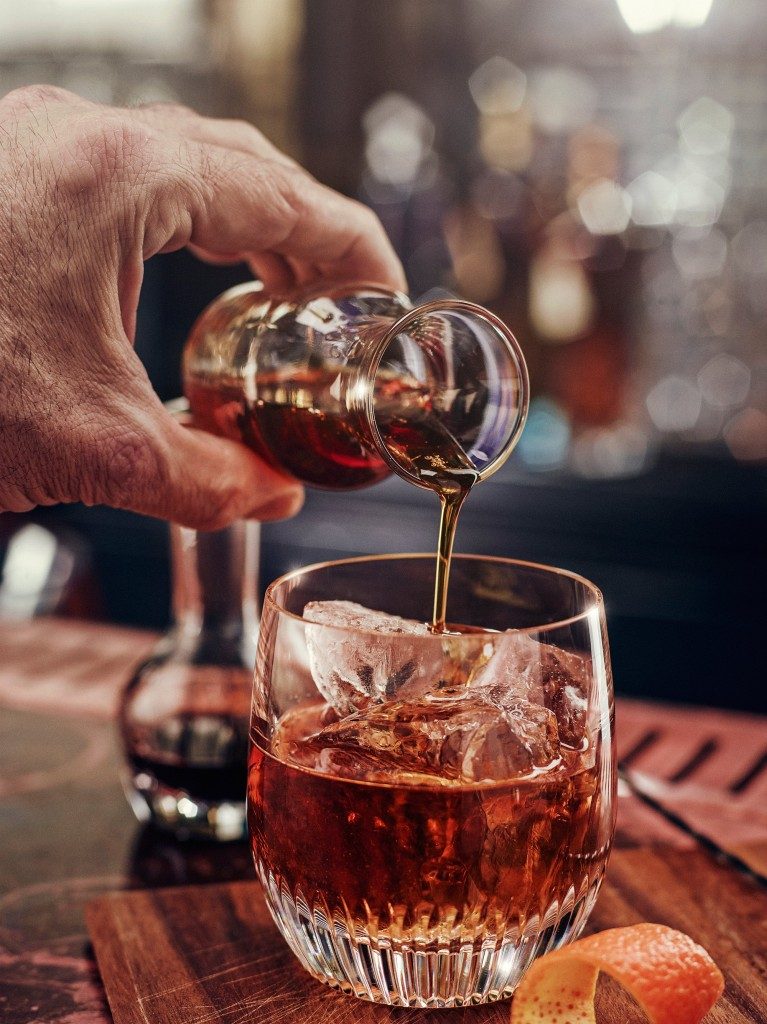 Zacapa Old Fashioned Ing w3 | Diageo World Class