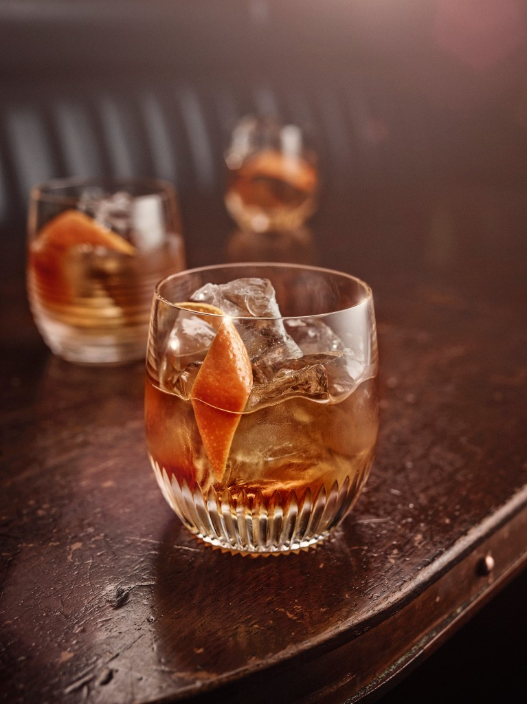 Zacapa Old Fashioned w3 | Diageo World Class