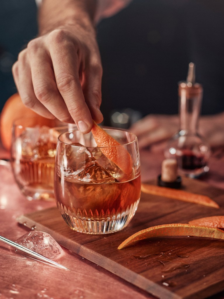 Zapaca Old Fashioned Craft w2 | Diageo World Class