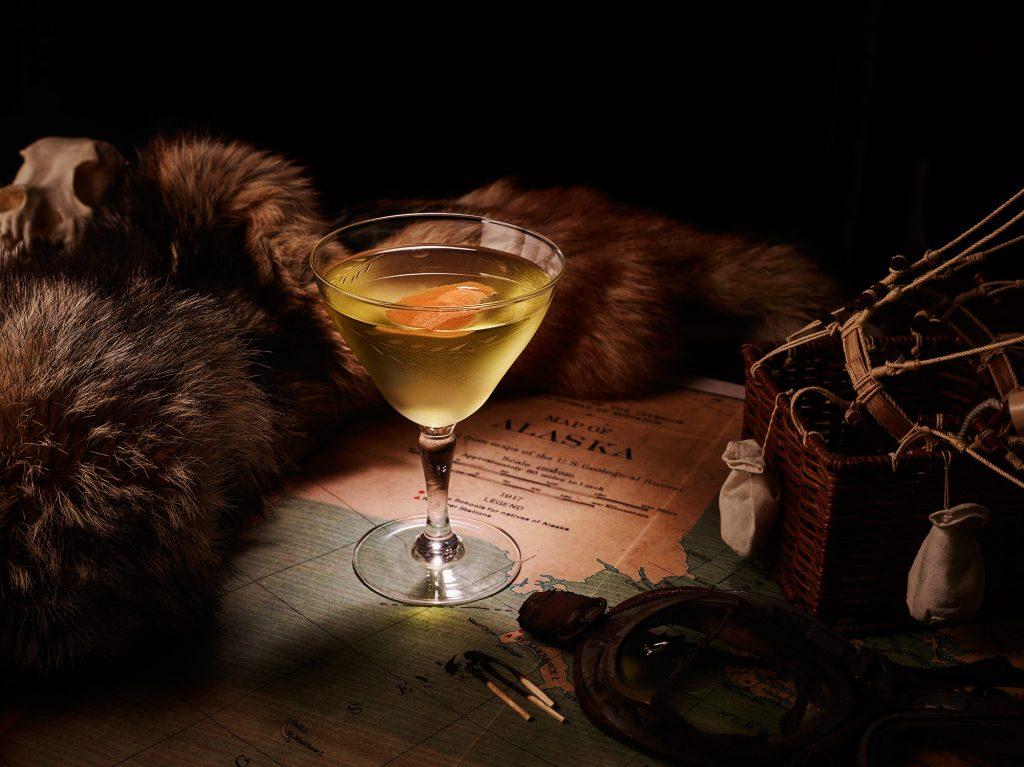 Alaska W1   Hendrick's Gin