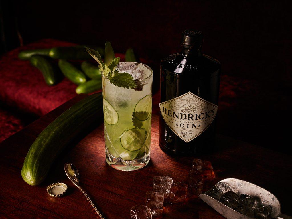 Catnip W1 | Hendrick's Gin
