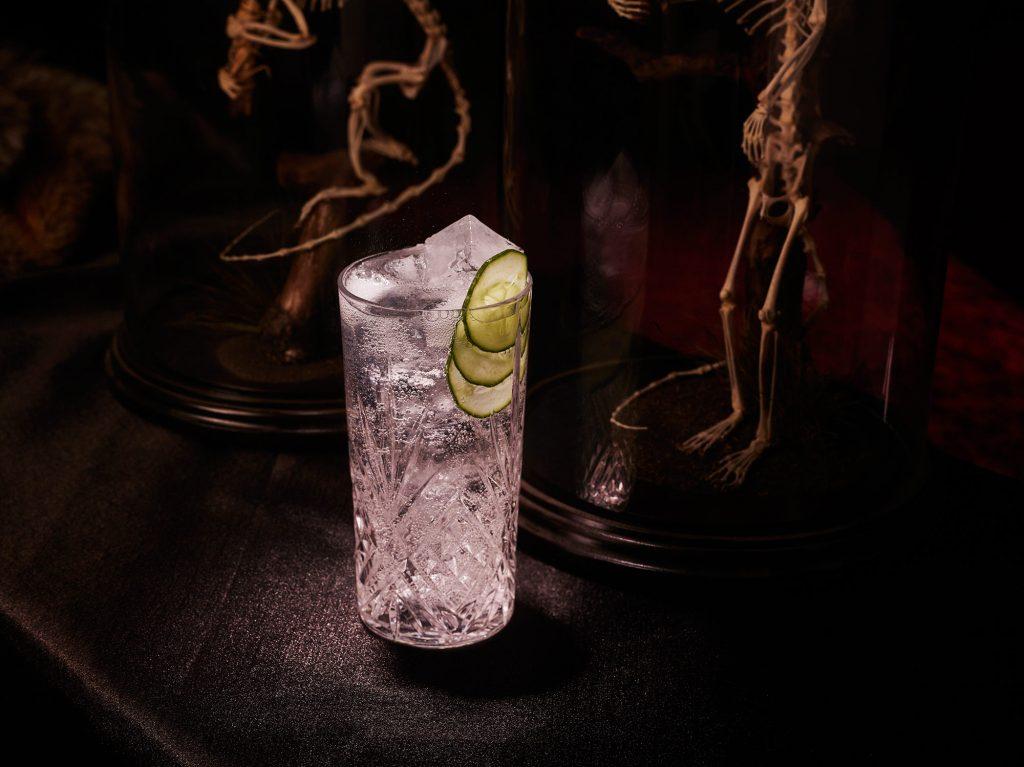 G&T W1   Hendrick's Gin
