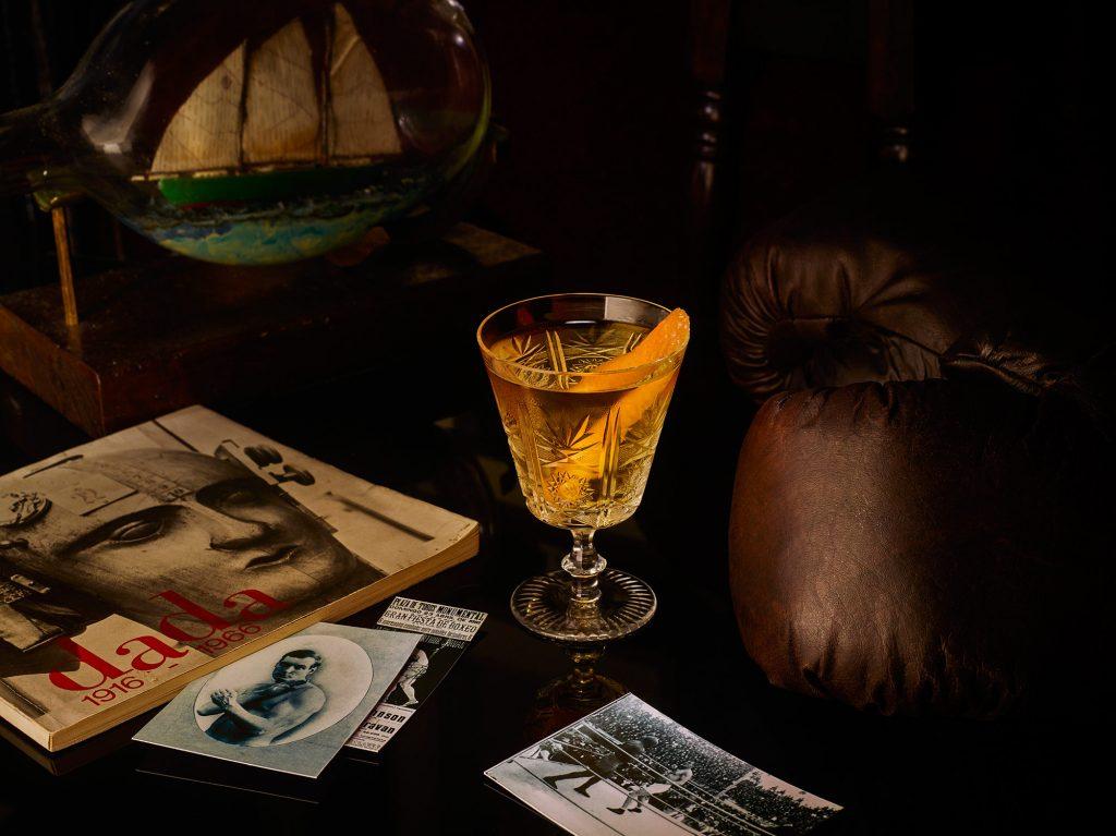 Poets Dream W1   Hendrick's Gin