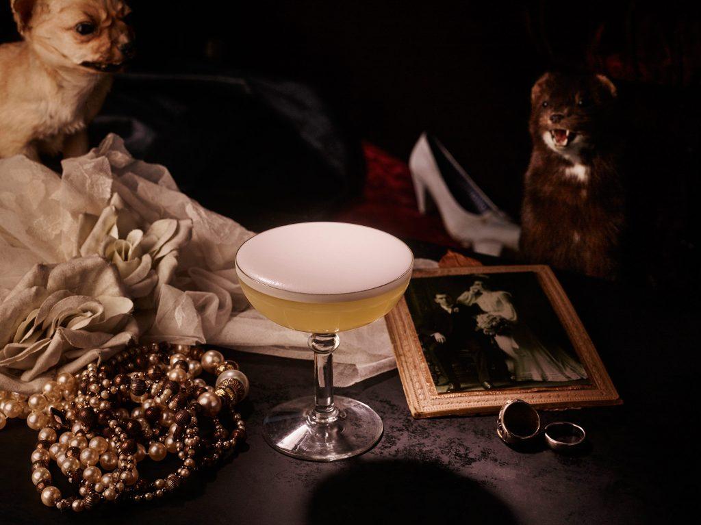 The Elder Lady W1   Hendrick's Gin