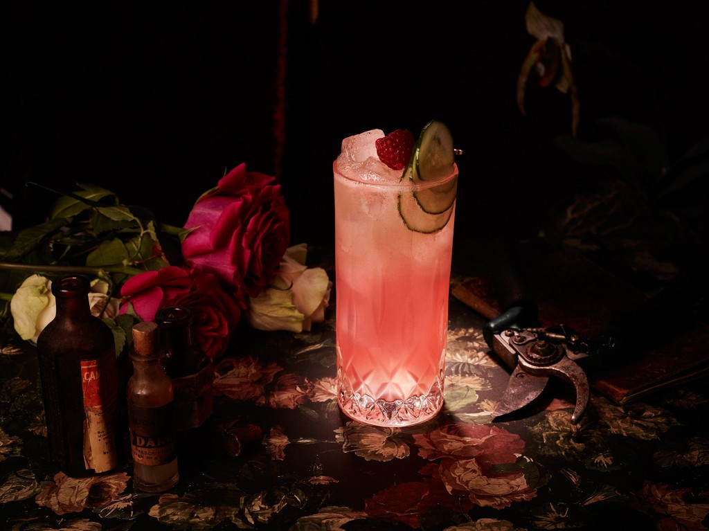 The Rose Garden W1   Hendrick's Gin