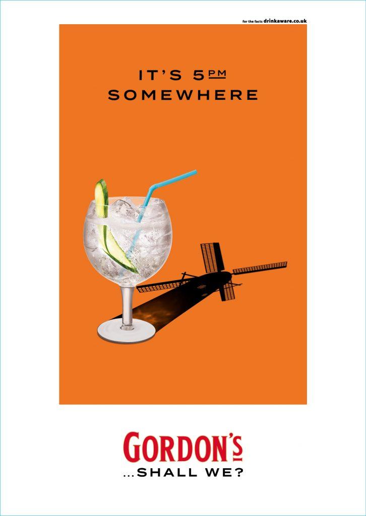 2780 GOR Exporting GTME Postcard Concepts V9 3Web | Gordon's Gin