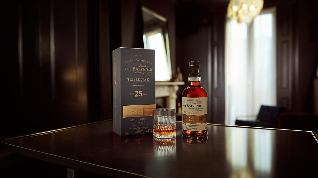 02 Triple Cask 25YO EXTENDED W6 Web | The Balvenie