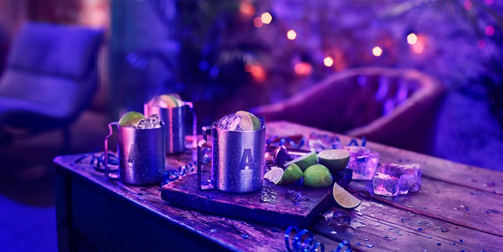ABSOLUT MULE w2a RL Crop | Absolut Vodka