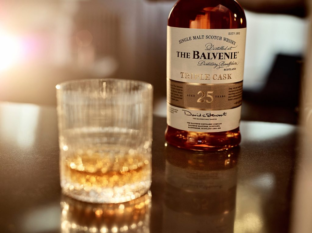 02 Triple Cask 25YO 210 W2 | The Balvenie