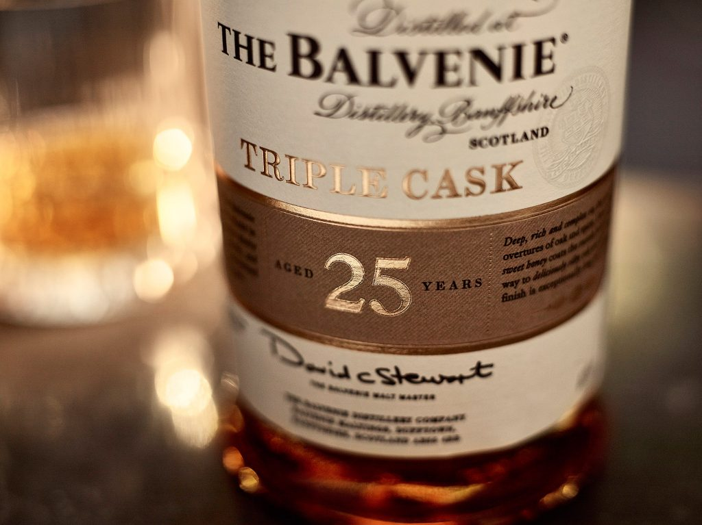 02 Triple Cask 25YO 283 W1 | The Balvenie