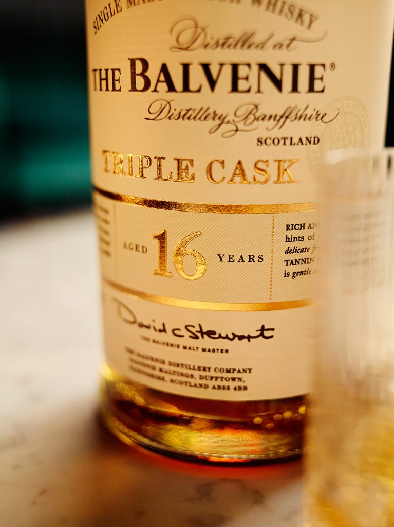 03 Triple Cask 16YO 391 W1 | The Balvenie
