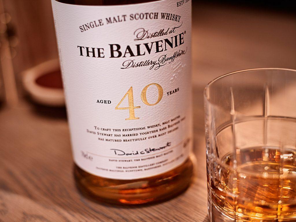 Balvenie 40YR INCIDENTALS 0835 W1 | The Balvenie