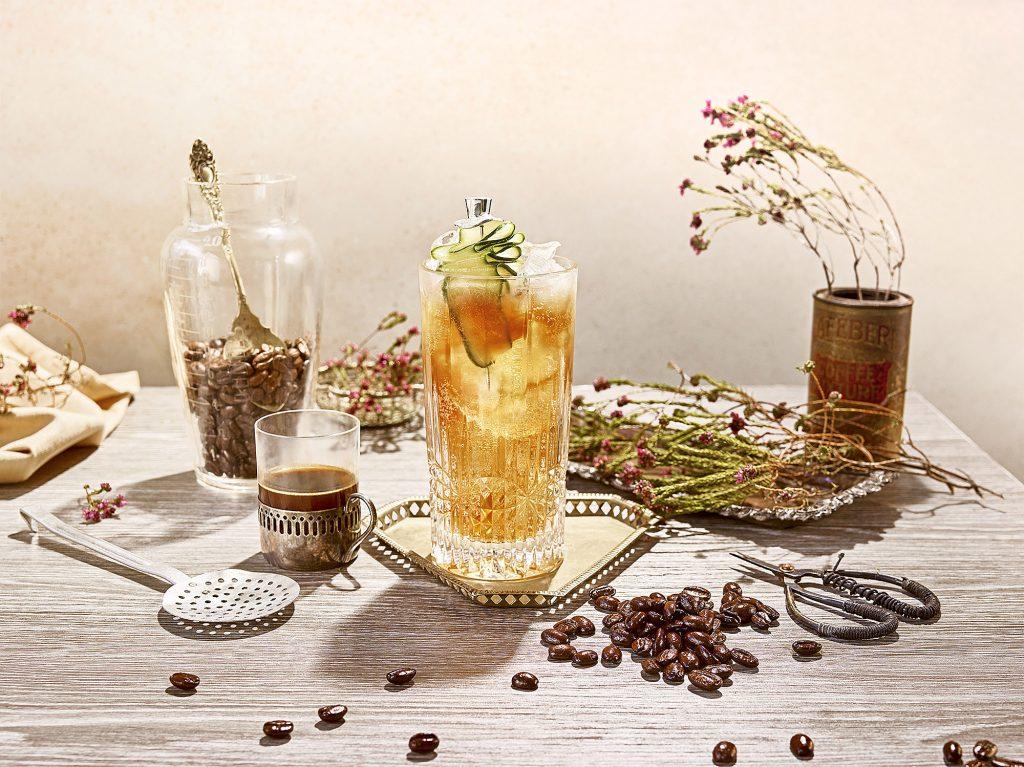 RL HENDRICKS Espresso G & T W1   Hendrick's Gin
