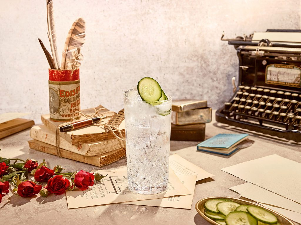 RL HENDRICKS Gin and Tonic W3 NO BOTTLE | Hendrick's Gin