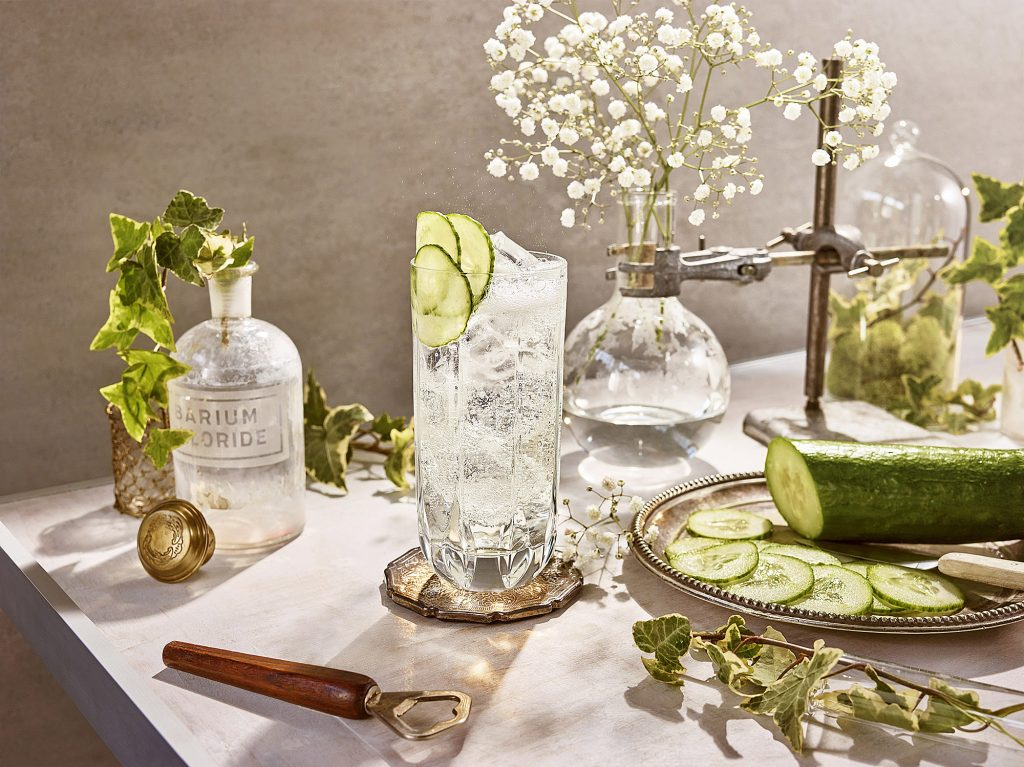 RL HENDRICKS Lesley Gracie W2 NO BOTTLE | Hendrick's Gin