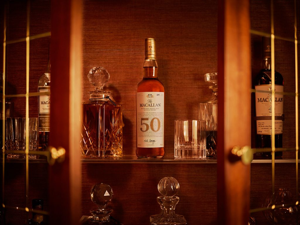 RL Macallan Shelf W2 | The Macallan