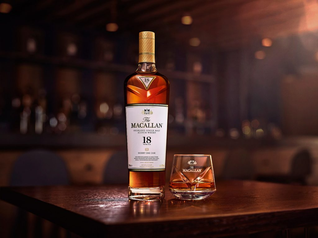 RL The Macallan SO18 W3 NEAT | The Macallan