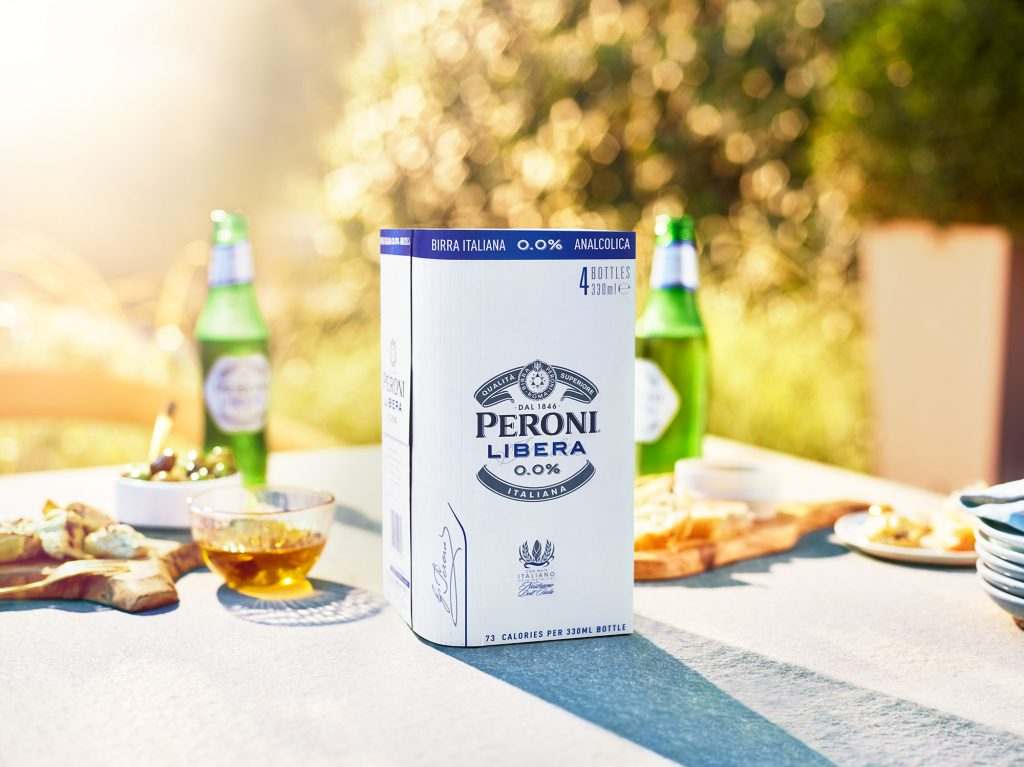 RL PERONI Home Outdoor Pack W1a | Peroni Libera