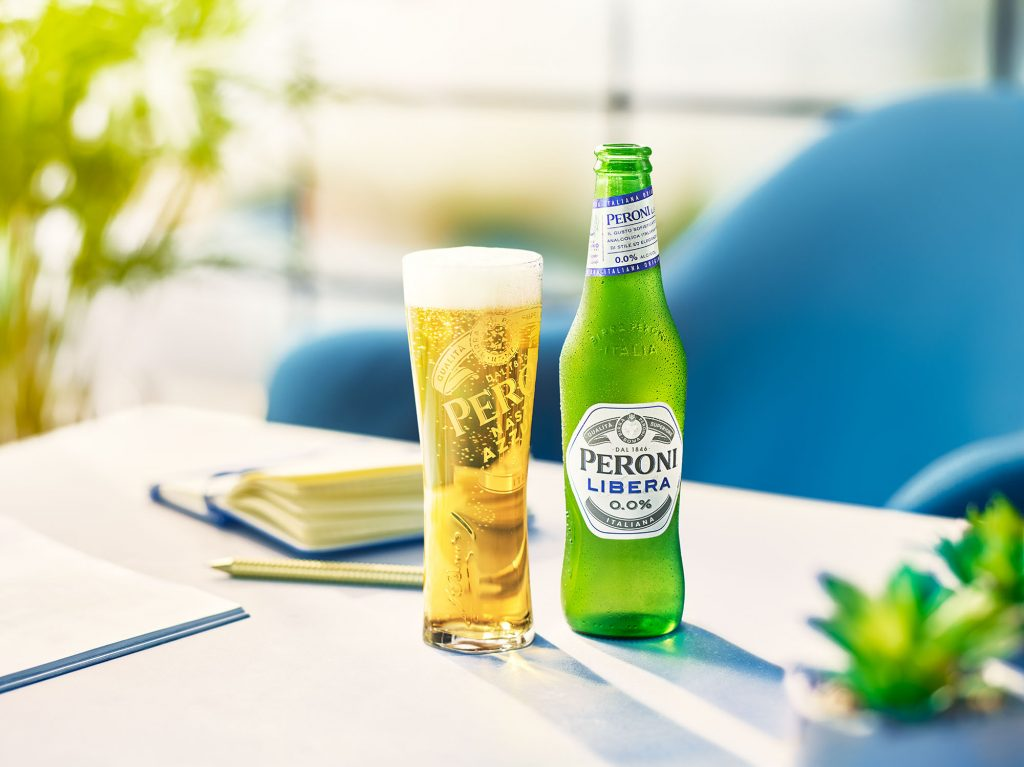 RL PERONI Work Close W5a | Peroni Libera