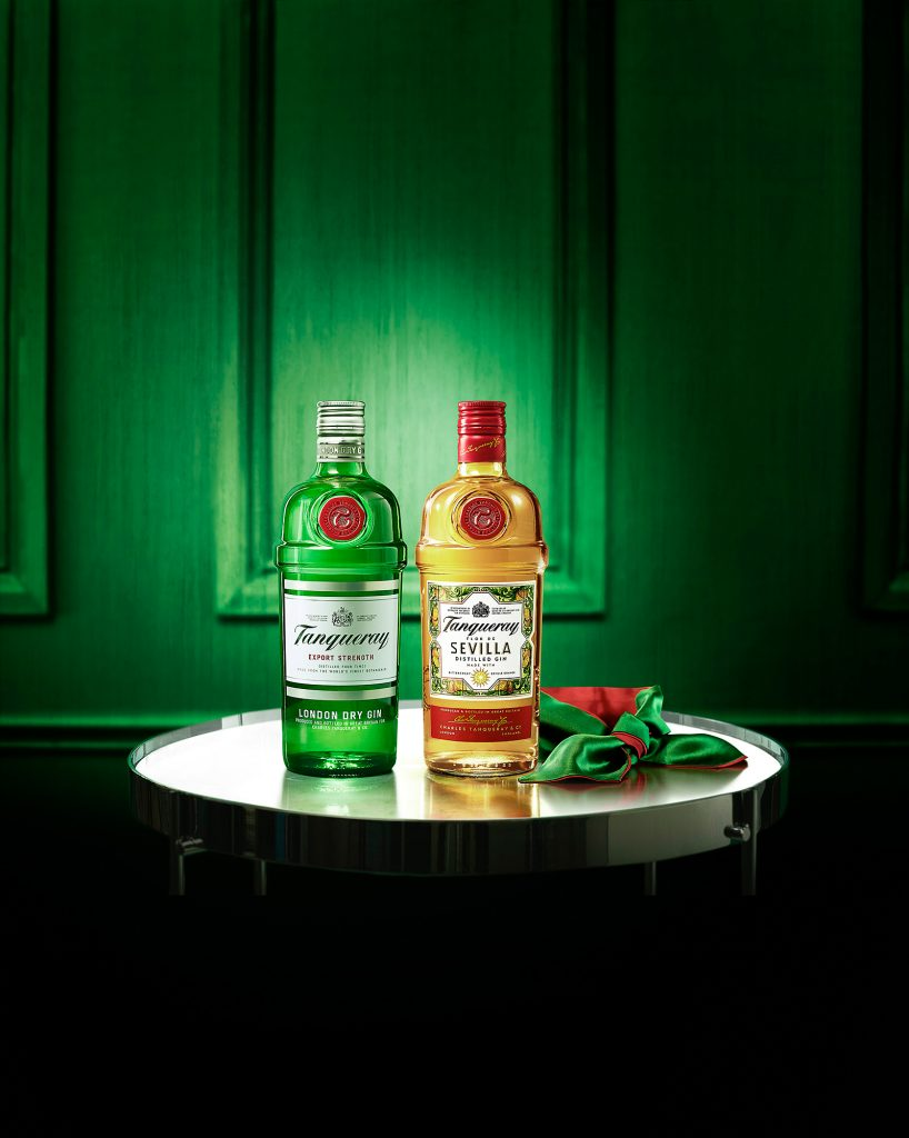 Tanqueray 2BottleGroup w4c | Tanqueray Gin