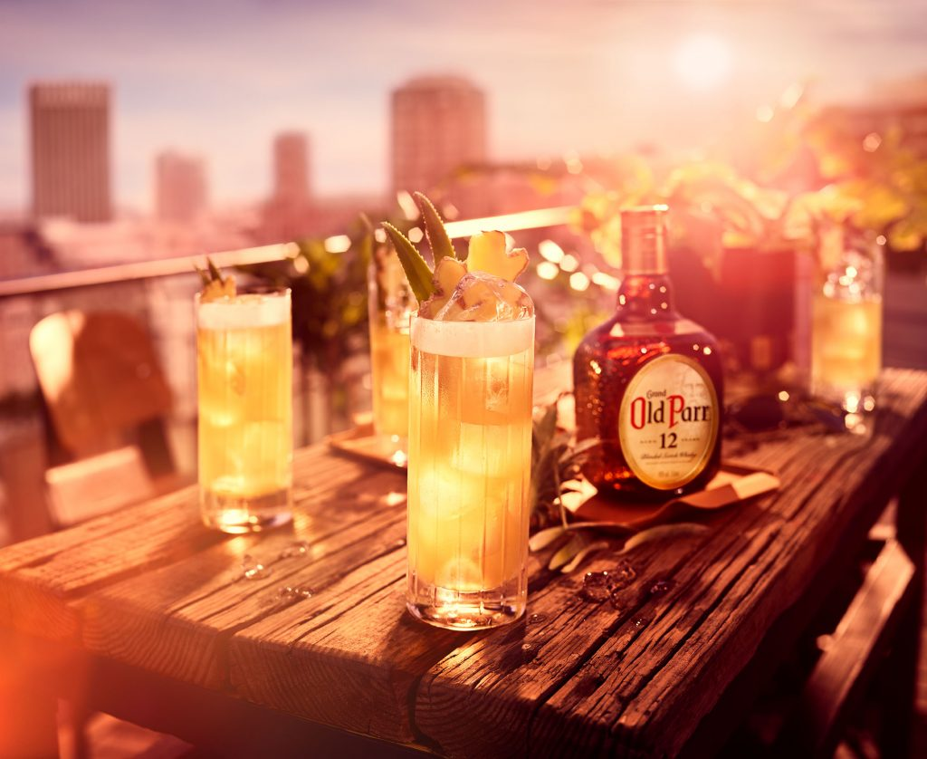 RL Gin Pine Terrace Lifestyle Old Parr w3c | Old Parr Whisky