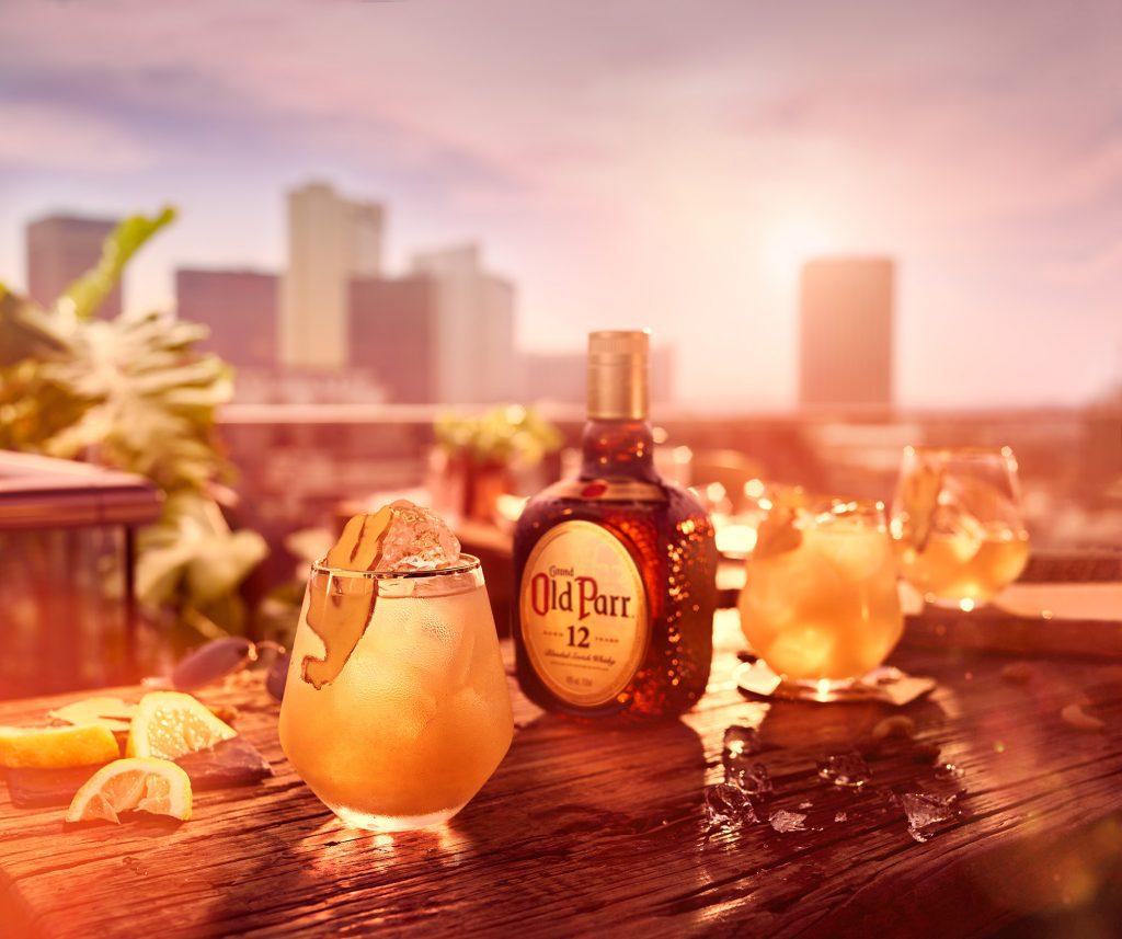 RL Lemon Sweet Terrace Lifestyle Old Parr w3c | Old Parr Whisky