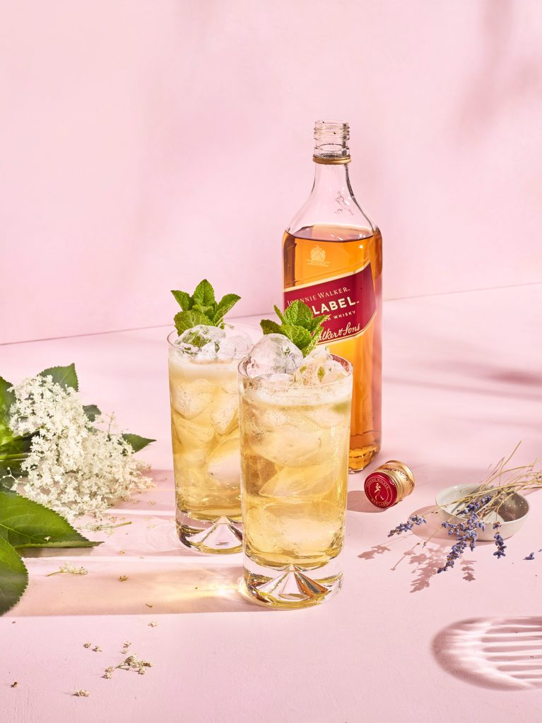 RL JW S2 Elderflower RED LABEL W2a | Johnnie Walker