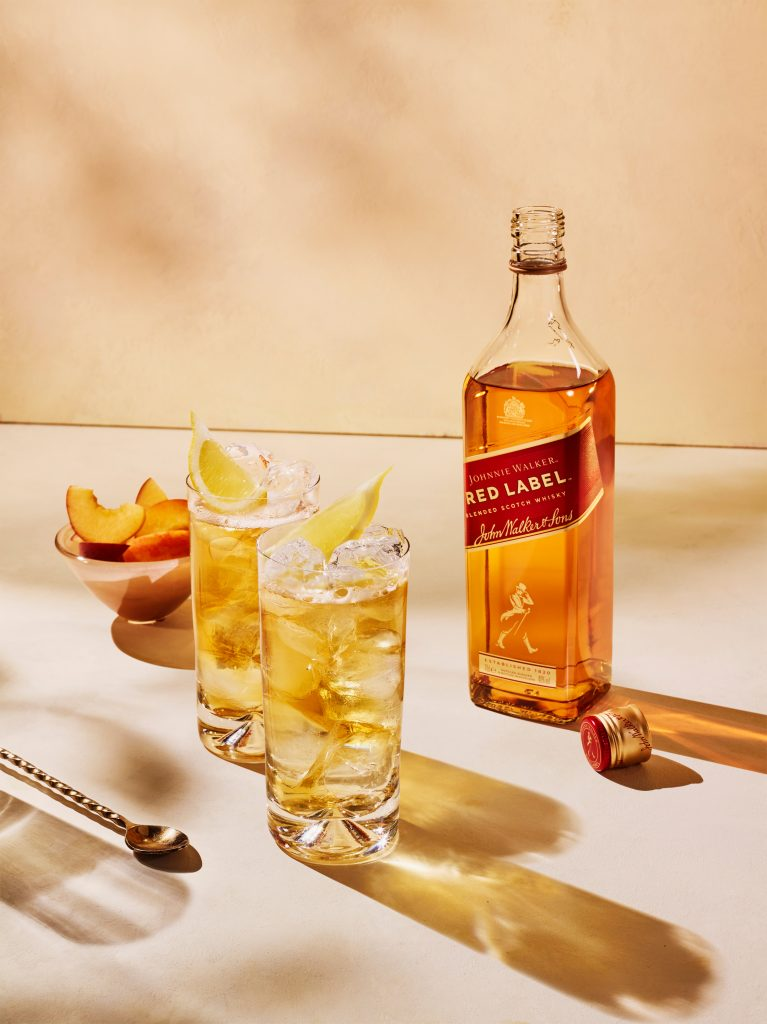 S1 Peach w1a red | Johnnie Walker