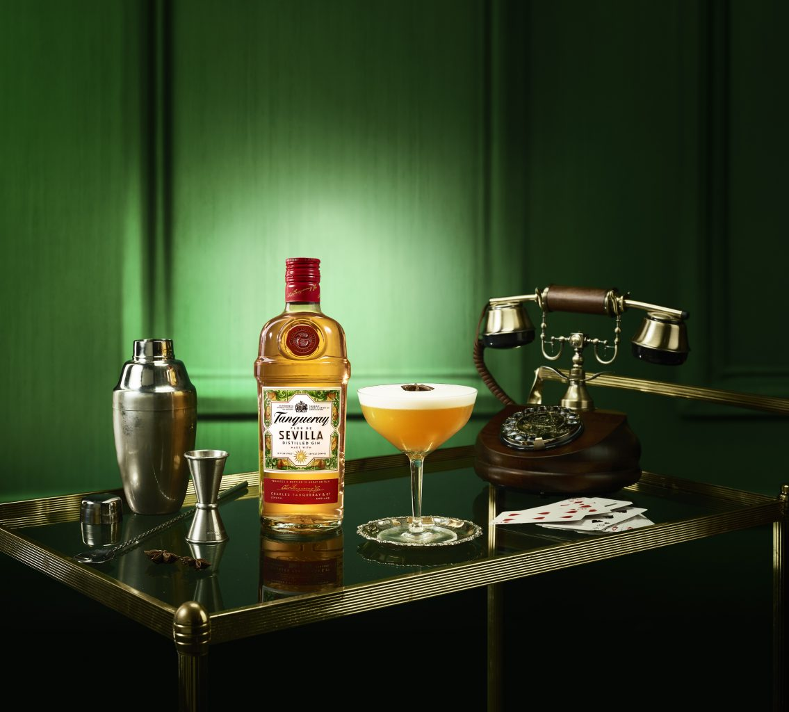 RL S1 Sevilla Tanquarey w3a | Tanqueray Gin