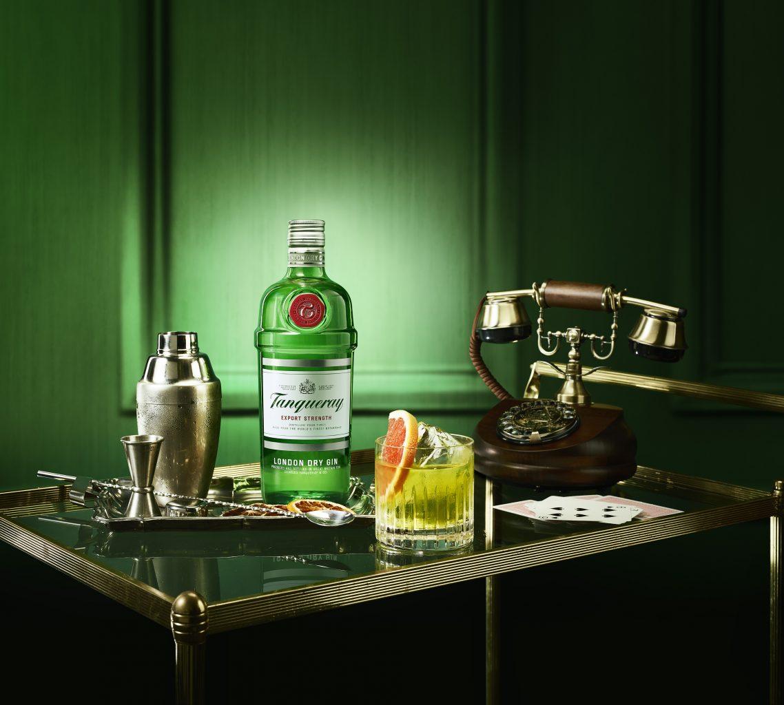 RL S2 Negroni Tanquarey w2a | Tanqueray Gin