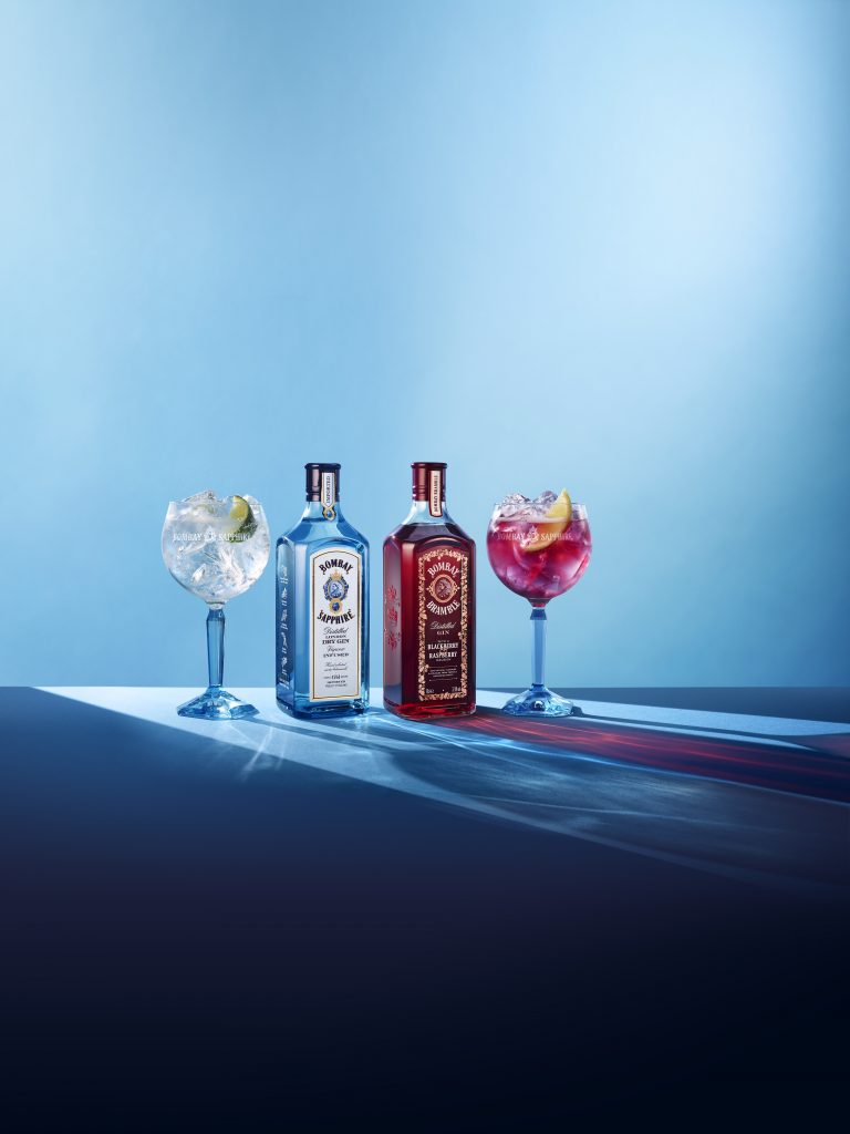 RL BOMBAY S5 W4 Serve Imported | Bombay Sapphire
