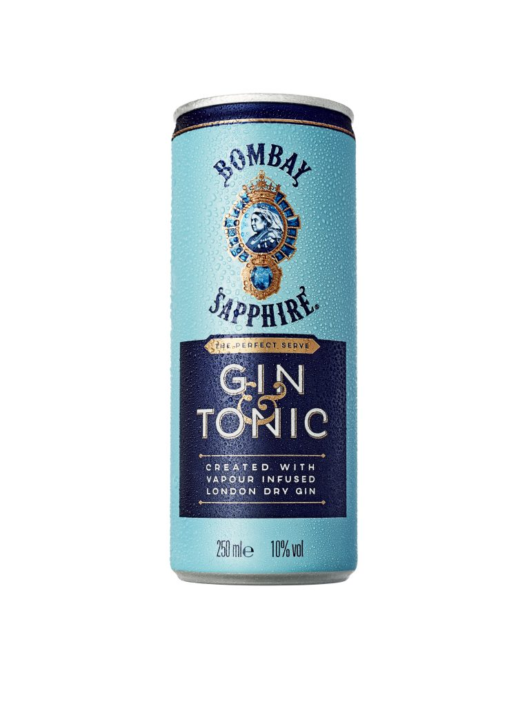 S11 Can cut out with chill w1f | Bombay Sapphire