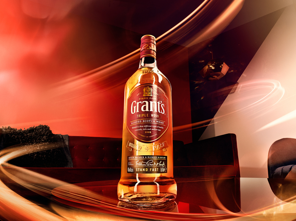 S5 HOME HERO TW COMP TR w3d SELECT 03   Grant's Whisky